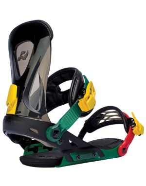 Ride Revolt 2016 Snowboard Bindings - Rasta