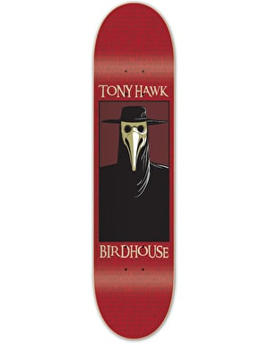 Birdhouse Hawk Plague Doctor Pro Deck - 8