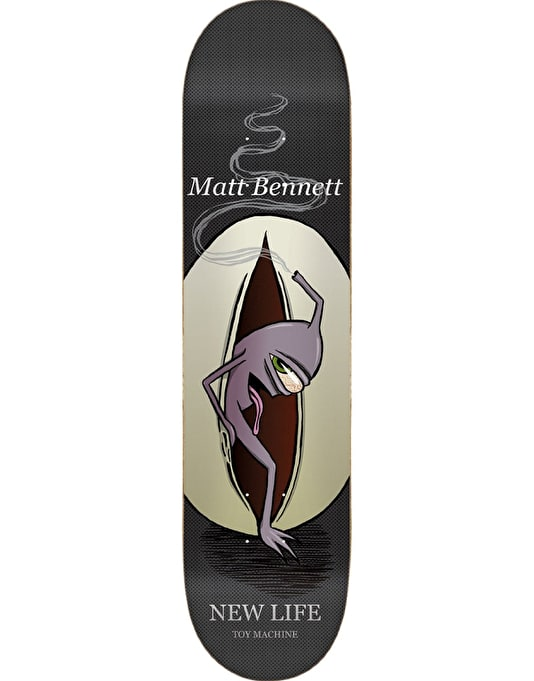 Toy Machine Bennett New Life Pro Deck - 8.5""