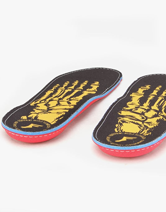 Footprint Skeleton Gamechangers Insoles