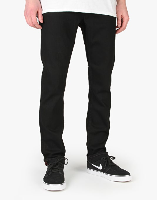 Element Boom Denim Jeans - Black Rinse