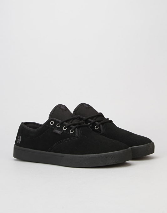 Etnies Jameson SL Skate Shoes - Black/Black/Gum