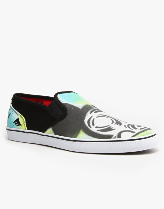 Emerica x Mouse Provost Cruiser Slip UK Exclusive Skate Shoe -  Mask