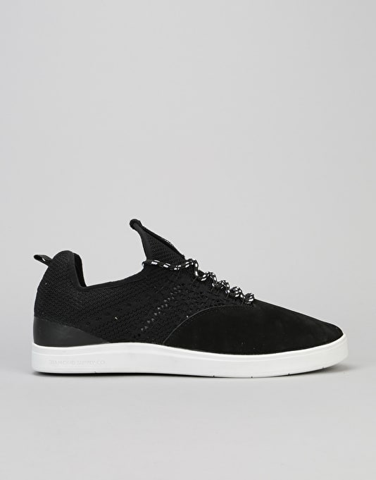 Diamond Supply Co. All Day Skate Shoes - Black