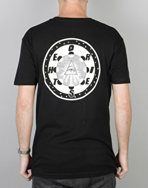 Theories Morning Star T-Shirt - Black/White