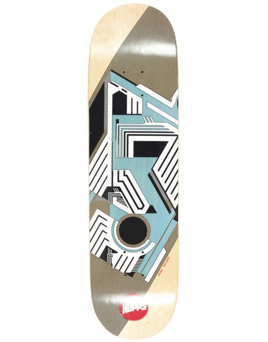 Hopps x Matthew Skjonsberg Williams Artist Series Pro Deck - 8.125""