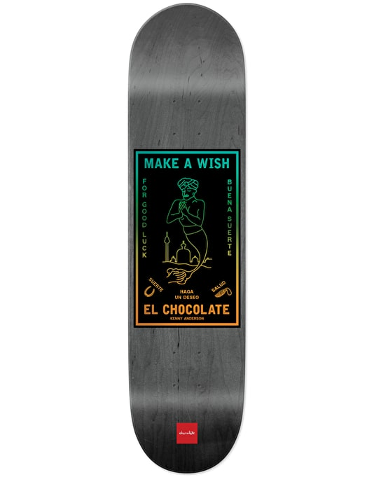Chocolate Anderson Black Magic Pro Deck - 8.125""