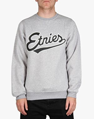 Etnies Tilney Crew - Grey/Heather