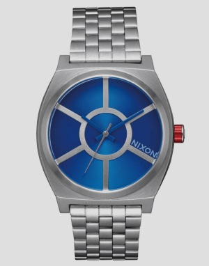 Nixon x Star Wars Time Teller Watch - R2D2 White
