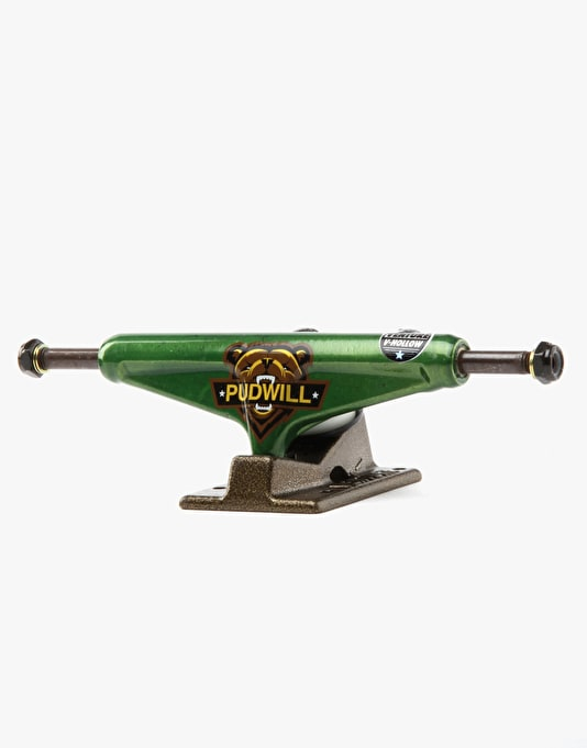 Venture Pudwill Grizzled V-Hollow Light 5.25 Low Pro Trucks