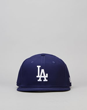 New Era 9Fifty MLB Los Angeles Dodgers Snapback Cap - Royal/White