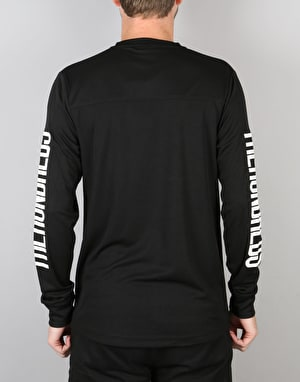 The Hundreds Flip L/S T-Shirt - Black