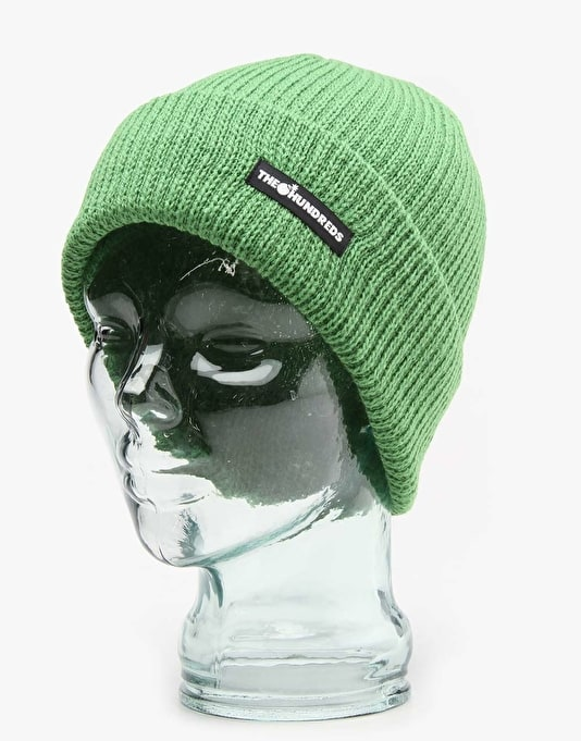 The Hundreds Crisp Beanie - Green
