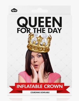 Queen For A Day Crown