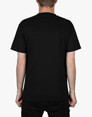 Enjoi Gangsterish T-Shirt - Black