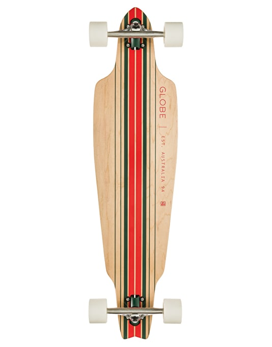"Globe Prowler Drop Through Longboard - 38"" x 10"""