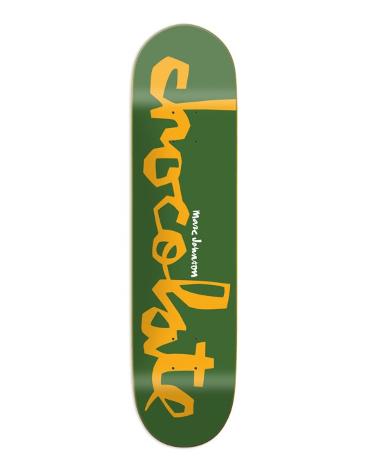 Chocolate Johnson Original Chunk Pro Deck - 7.875""