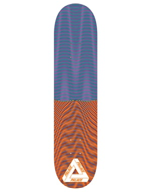 Palace Trippy Stick Team Deck - 8.4