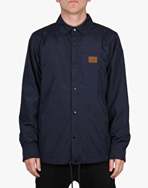Vans Jonesport Mountain Edition 2016 Jacket - Black Iris/Russet Brown
