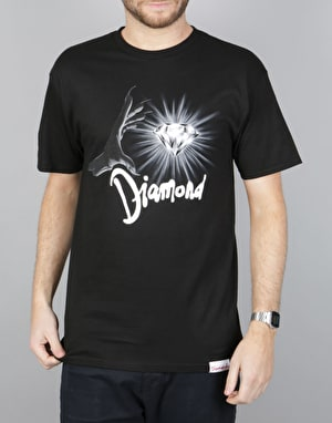 Diamond Supply Co. Underworld T-Shirt - Black