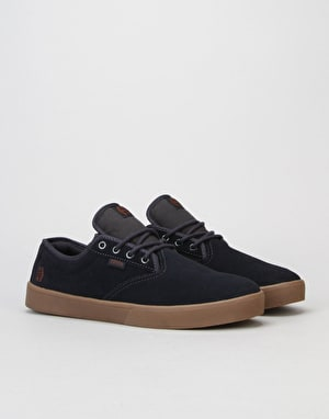 Etnies Jameson SL Skate Shoes - Navy/Gum