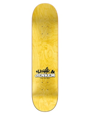 Cliché x Sean Cliver x Jenkem Follow the Leader Team Deck - 8.375