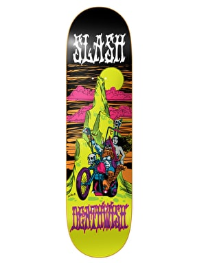 Deathwish Slash Blacklight Pro Deck - 8.38