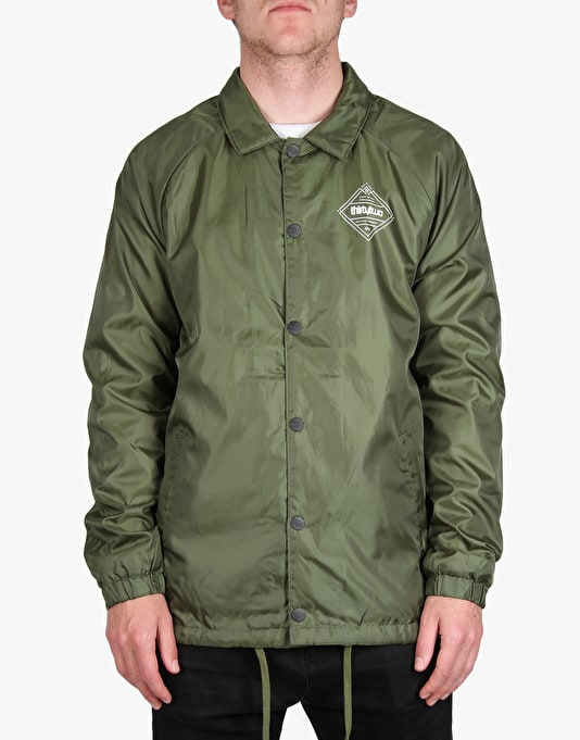 Thirty Two Kramer Coach 2016 Snowboard Jacket - Military
