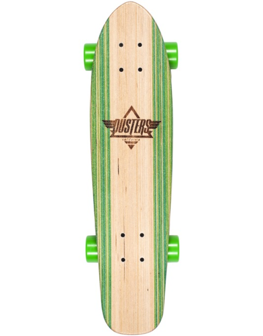 "Dusters x Kryptonics Flashback Cruiser - 7.9"" x 28"""