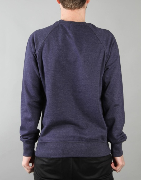 Route One Itinere Sweatshirt - Navy