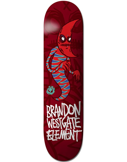 Element x Fos Westgate Sprites Featherlight Pro Deck - 7.75""