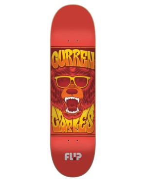 Flip Caples Mercenaries Pro Deck - 8.44