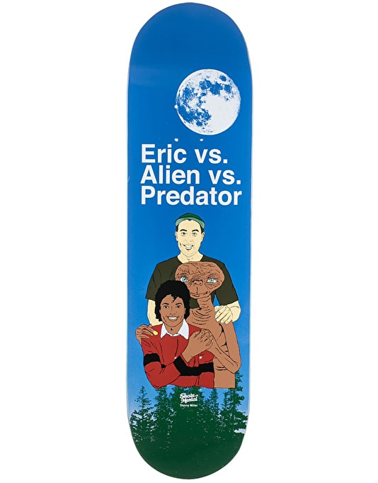 Skate Mental Koston vs. Alien vs. Predator Guest Pro Deck - 8.25""