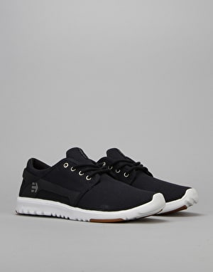 Etnies Scout Shoes - Navy/Gum/White