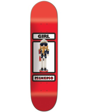 Girl Mike Mo One Off Pro Deck - 8.25