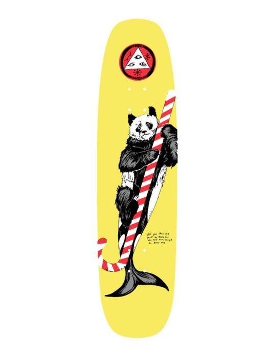 Welcome Sea Bear on Wormtail Team Deck - 8.4""