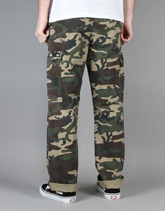 Dickies New York Chinos - Camouflage