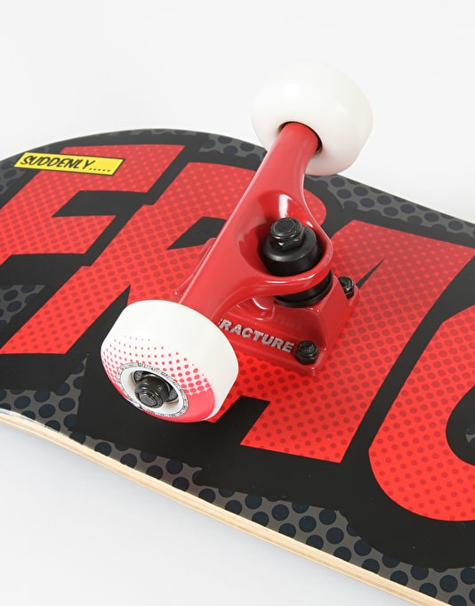 """Fracture Comic Series 3 Complete Skateboard - 7.875"""""""