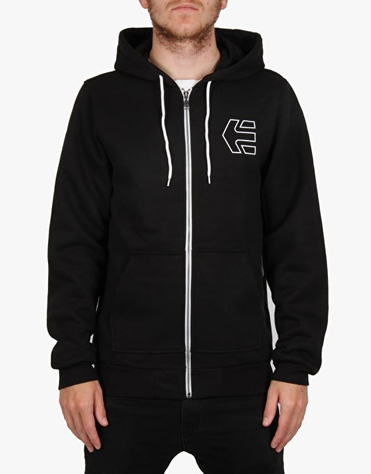 Etnies x Hook Ups Zip Hood - Black