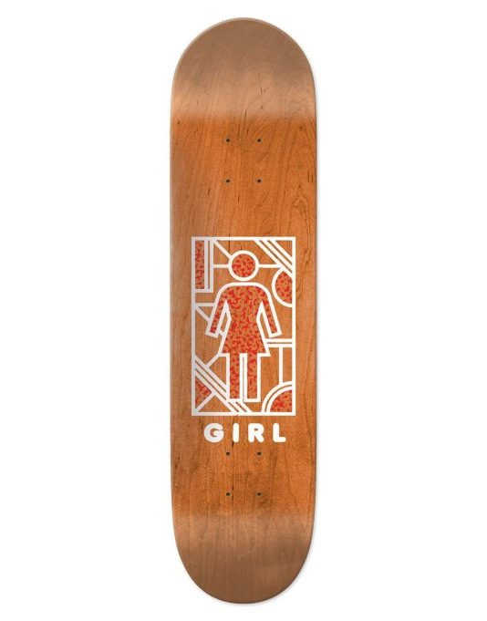 Girl Mike Mo Framework OG Pro Deck - 7.75""