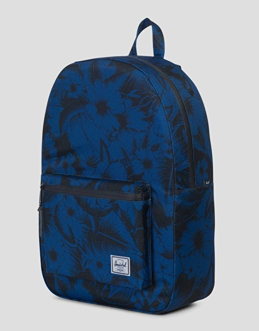 Herschel Supply Co. Settlement Backpack - Jungle Floral Blue