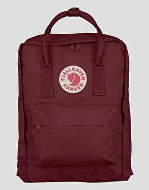 Fjällräven Kånken Backpack - Ox Red