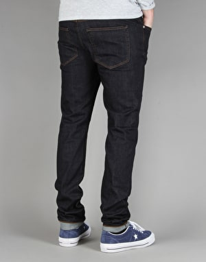 WeSC Alessandro Denim Jeans - Blue Rinse