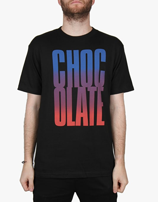 Chocolate Big Chocolate T-Shirt - Black
