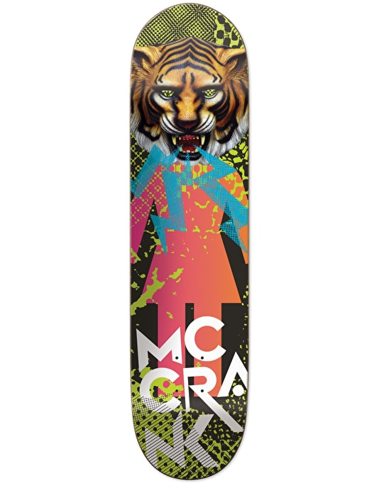 Girl McCrank Candy Flip Pro Deck - 8.125""