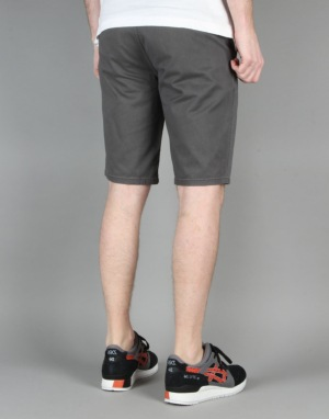 Element Howland Walk Shorts - Stone Grey