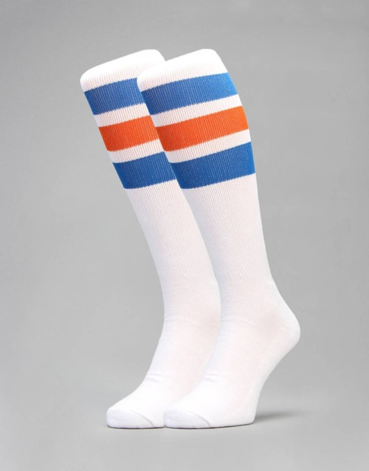 Dickies Atlantic City 3-Pack Knee High Socks - Royal Blue