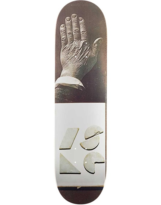Isle Jensen Exposure Skateboard Deck - 8.25""