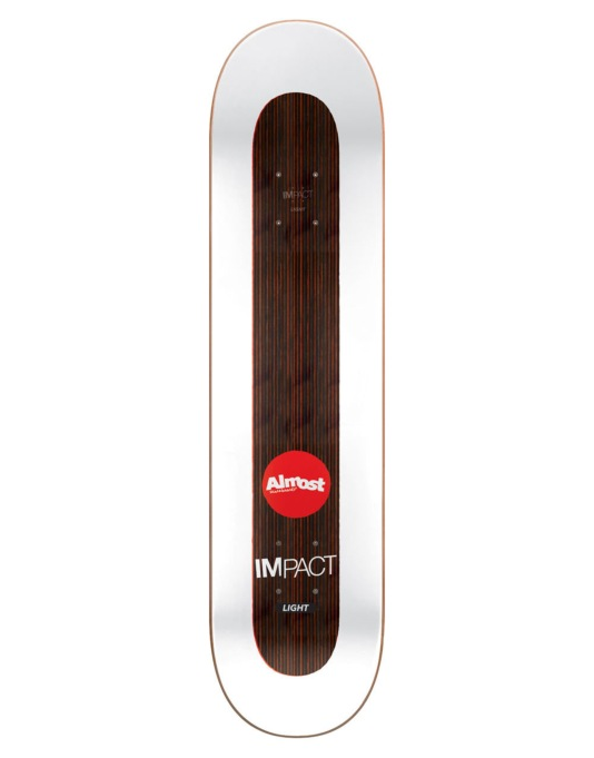 Almost Haslam Chrisendale Impact Light Skateboard Deck - 8.5""