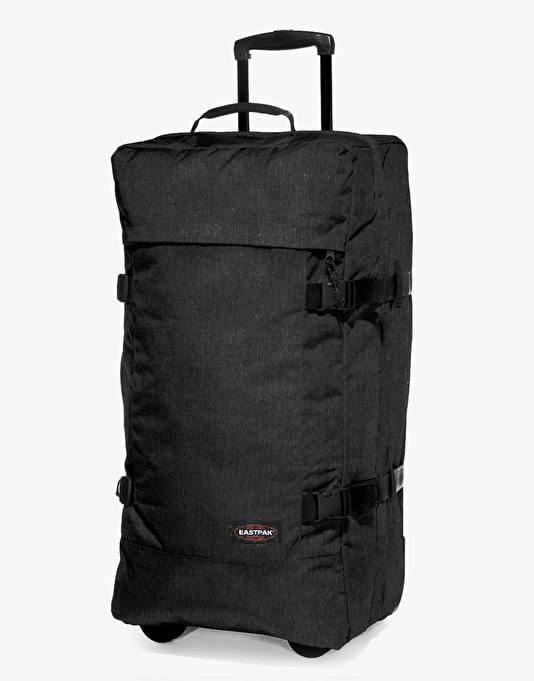 Eastpak Transverz Large Luggage Bag - Black